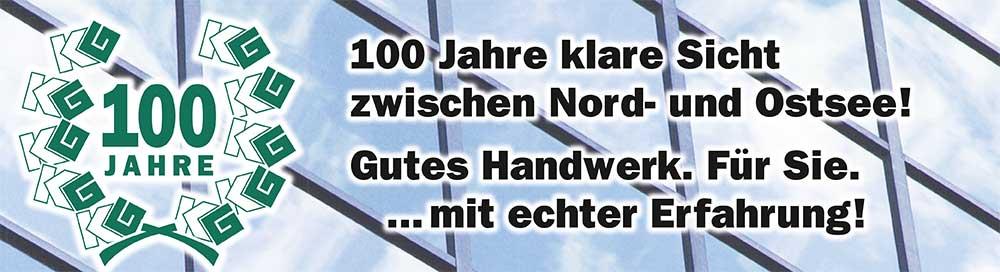 100 Jahre Glas Kröger